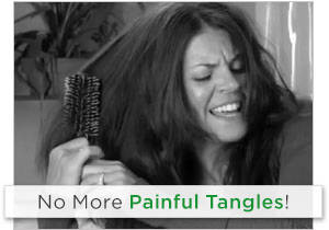 No More Painful Tangles!
